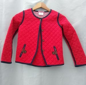 Hanna Andersson quilted jacket